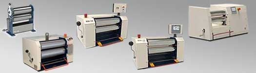 Standard and Pro - Full Access Bench Top Electric Roll Mills