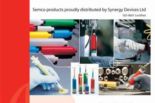 Semco products proudly distributed by Synergy Devices