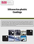 Silicone-Ice-Phobic-Coatings