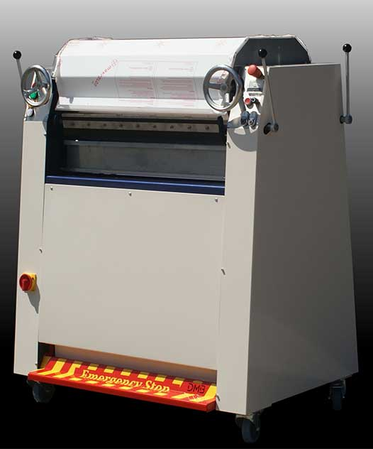 Floor Standing Horizontal Electric Roll Mill