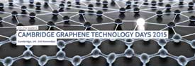 CAMBRIDGE GRAPHENE TECH DAYS