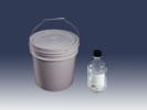 1 gallon kit 10 - 1 plastic glass