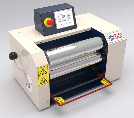 PST­EBR-2 - Pro Desk-top Electric Roll Mill